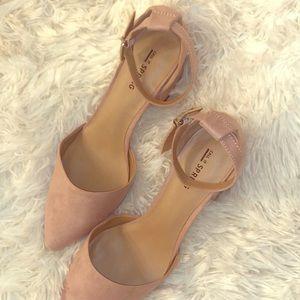 Call It Spring Block Heel Sandals